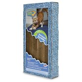 Striped Texture Cat Scratcher