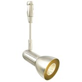 "Swing 6"" One Light 25 Degree Spot Light in Satin Nickel"