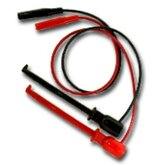 "Test Leads 18""W/Alligator Clips"