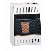 6,000 BTU Infrared Wall Space Heater