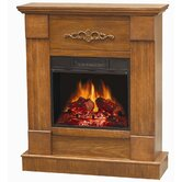 Springfield Compact Electric Fireplace