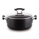 Contempo 5 1/2-Qt. Round Straining Casserole