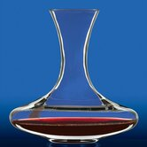 Handblown Glass 1.5-Quart / 11 Cup Wine Decanter