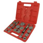 18Pc Brake Caliper Wind Back Tool Set