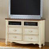 Chateau Entertainment 4 Drawer Chest