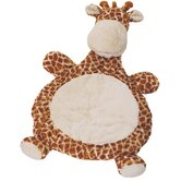 Baby Mat with Giraffe in Natural