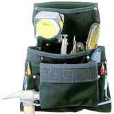 9 Pocket Nail & Tool Bag  5833