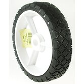 Plastic Lawn Mower Wheel