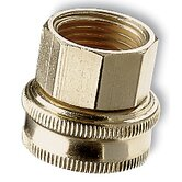 5057 Brass Pipe and Hose Fitting