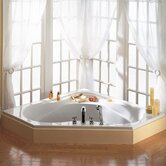 Colony Corner Bath Tub