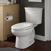 H2Option Dual Flush Right Height Elongated Toilet Bowl Only