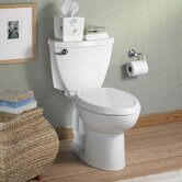 Cadet 3 Right Height Round Front Two Piece Toilet with Right Hand Trip Lever
