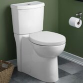 Studio Toilet Tank with Top Mounted Trip Lever