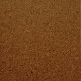 "Classic 36"" x 4"" Medium Shade Waxed Cork Plank"