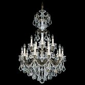 La Scala 15 Light Chandelier