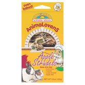 Animalovens Apple Strudel Food