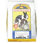 25 lbs Vita Guinea Pig Food