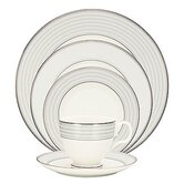 Windsor Platinum 20 Piece Dinnerware Set