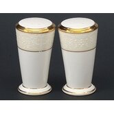 "White Palace 3 1/2"" Salt & Pepper Shaker Set"