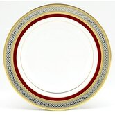 "Ruby Coronet 6.5"" Bread and Butter Plate"
