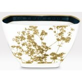 "Verdena Gold 4.25"" Punch Bowl"