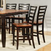 Abaco Counter Height Dining Chair in Multi-Step Acacia