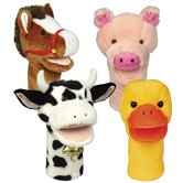 Bigmouth Farm Puppet Set