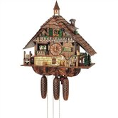 "16"" 8-Day Movement Cuckoo Clock with a Wood Chopper"