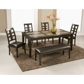 Piedmont 6 Piece Dining Set