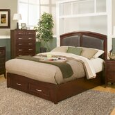 Atherton Storage Panel Bed