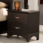 Del Mar 2 Drawer Nightstand