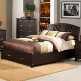 Del Mar Storage Platform Bed