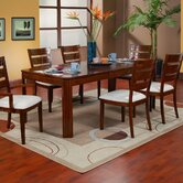 Turlock 7 Piece Dining Set