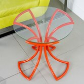 Flower End Table