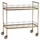 Lisbon Serving Cart