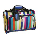 "Multi Stripes 18"" City Duffel"