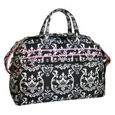 "Damask 20"" Gym Duffel"