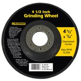 5 Piece Grinding Wheel Set