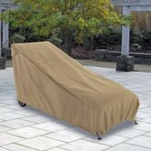 Patio Chaise Cover in Sand