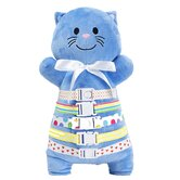 Buckleyboo Plush Doll Cat 18