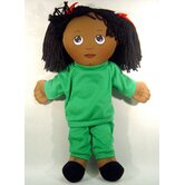 Dolls Black Girl Doll Sweat Suit