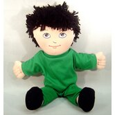 Dolls Asian Boy Doll Sweat Suit