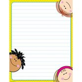 Stick Kids Intermediate Notebook
