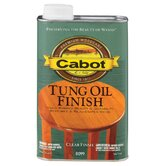 1 Quart Tung Oil Finish 144-8099 QT