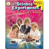 Easy Science Experiments The Earths