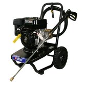 2600PSI, 2.5GPM Gas Powered Pressure Washer