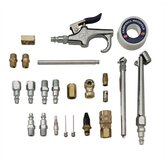 I/M 1/4&quot; 25 Piece Accessory Kit  with Case