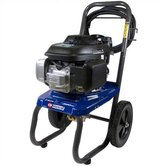 2500 PSI Gas Powered Pressure Washer with Honda Engine
