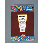 Metallic Paper 10pk Asst Colors