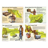 Poster Set Westward Expansion